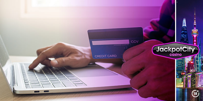 Safe Online Banking | JackpotCity Casino