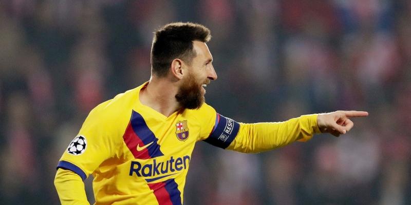Messi Away Kit