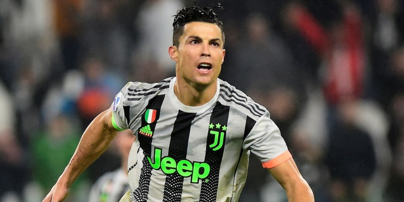 Juventus forward Cristiano Ronaldo Spin Sports