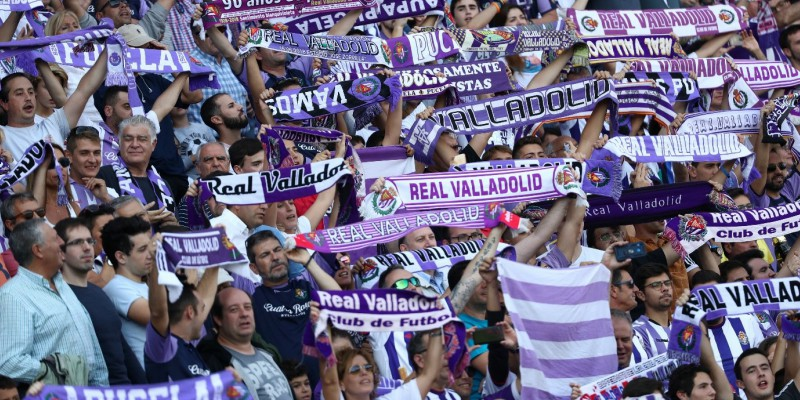Real Valladolid supporters | Spin Sports