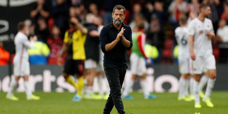 Watford coach Quique Sanchez Flores | Spin Sports