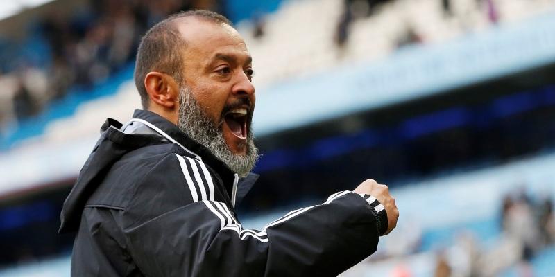 Wolves coach Nuno Espirito Santo