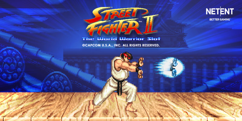 Street Fighter II – casinospill