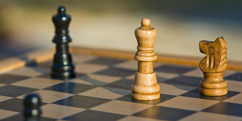 If chess is the game of kings, so is gambling