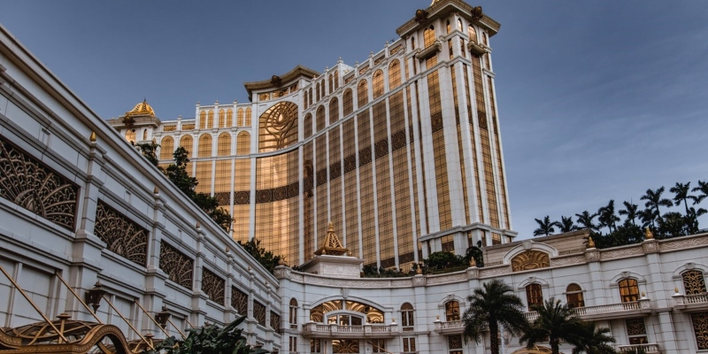 Galaxy Hotel, Macau, China