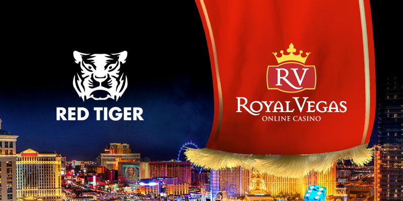 Red Tiger; Royal Vegas Casino Blog