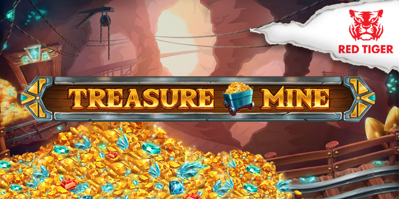 Treasure Mine, Red Tiger; Royal Vegas Casino Blog