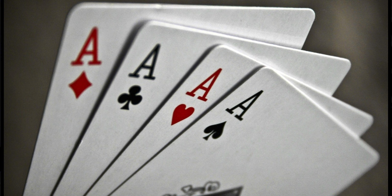 Hand full of aces