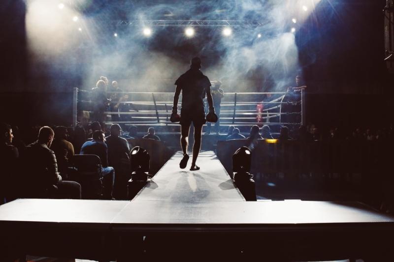 Nyrkkeily kuuluu Las Vegasin klassikkolajeihin.