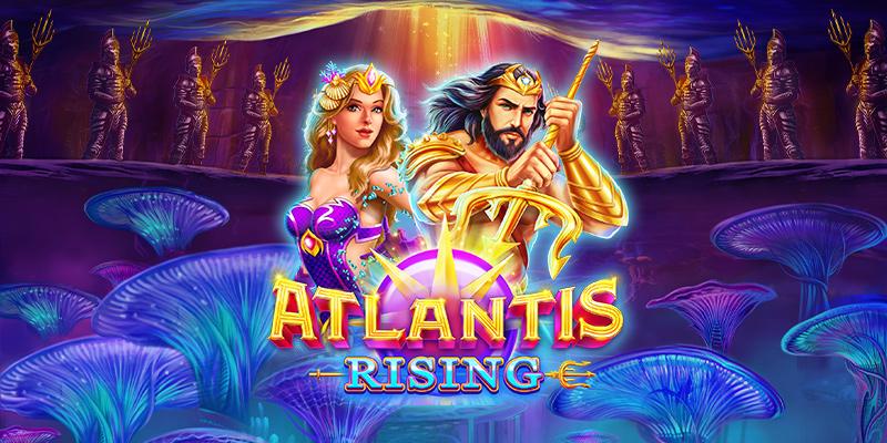 Um splash divertido com o slot online Atlantis Rising