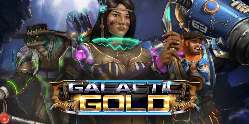 Royal Vegas Casino: Galactic Gold