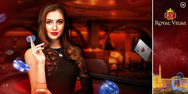 Royal Vegas: casino en ligne Luxembourg