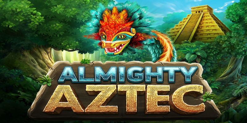 Almighty Aztec Logo| Spin Casino