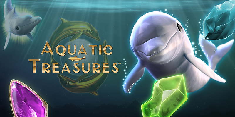 Aquatic Treasures, Microgaming; Spin Casino Blog