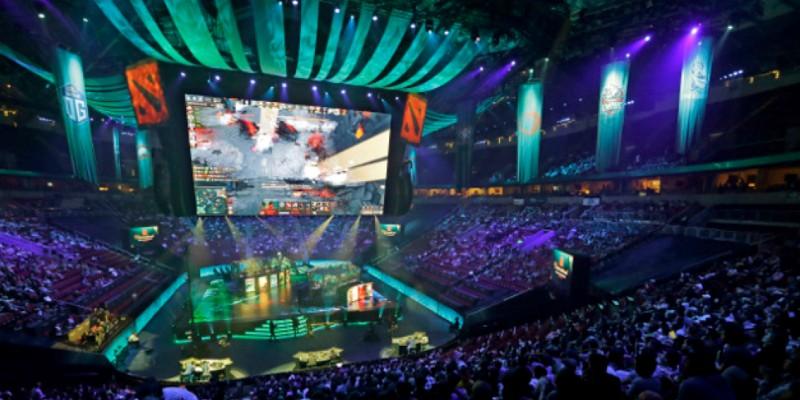 E-sports-arena-event| Spin Casino Blog