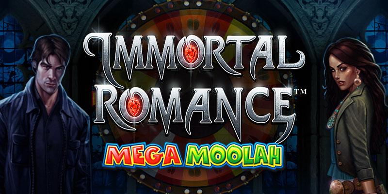 Immortal Romance Mega Moolah Online Slot