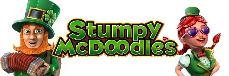Stumpy Mc Doodles new game