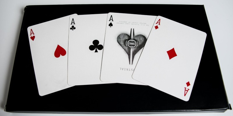 4 Card Aces - Spin Casino blog