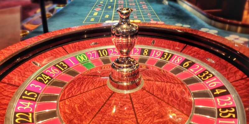 A roulette table - Spin Casino Blog