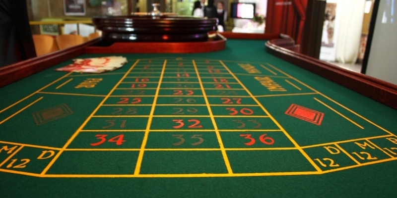 A French Roulette table - Spin Casino Blog
