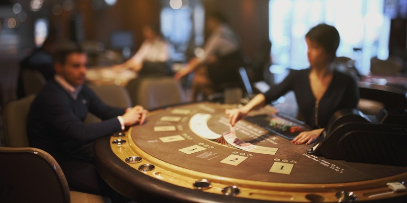 A blackjack table - Spin Casino Blog
