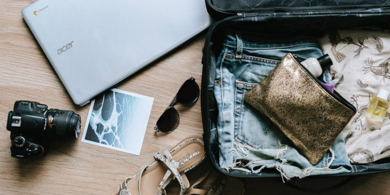 Learn to pack smart