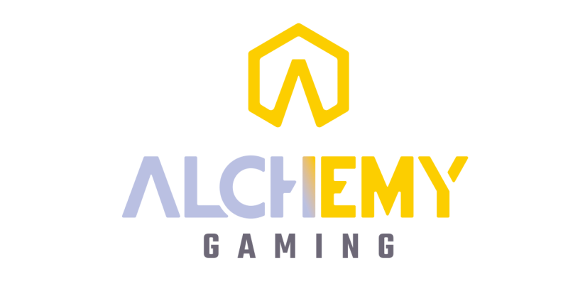 Alchemy Gaming Logotipo; Spin Palace Blogue