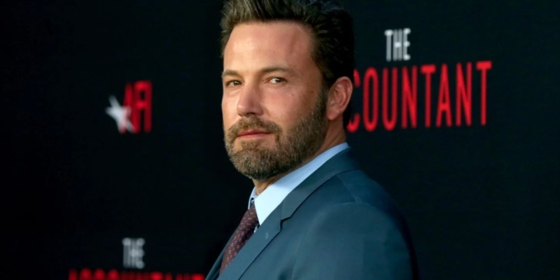 Ben Affleck at a film premiere; Spin Casino Blog