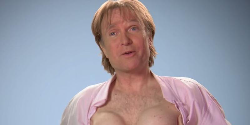 Brian resolveu manter o implante por 20 anos! Spin Palace Blogue
