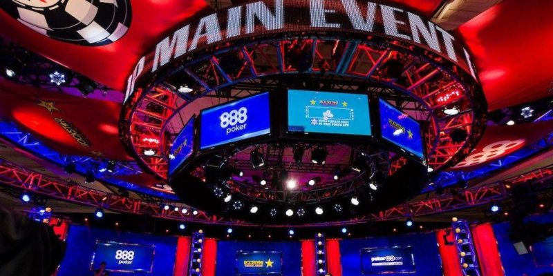 WSOP 2018; Spin Casino Blog