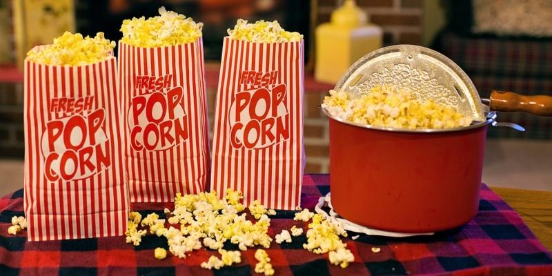 Popcorn; Spin Palace Blog