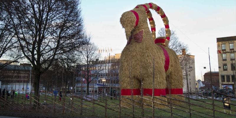 A cabra de Gavle; Spin Palace Blog