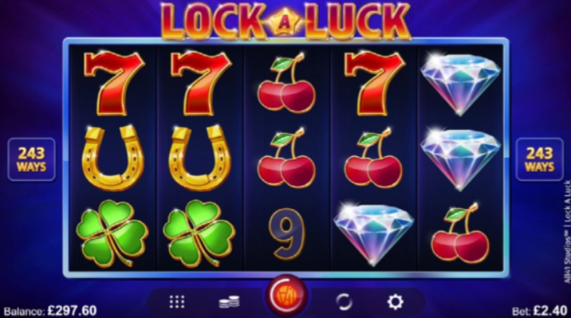 Lock A Luck Gameplay; Spin Palace Blog