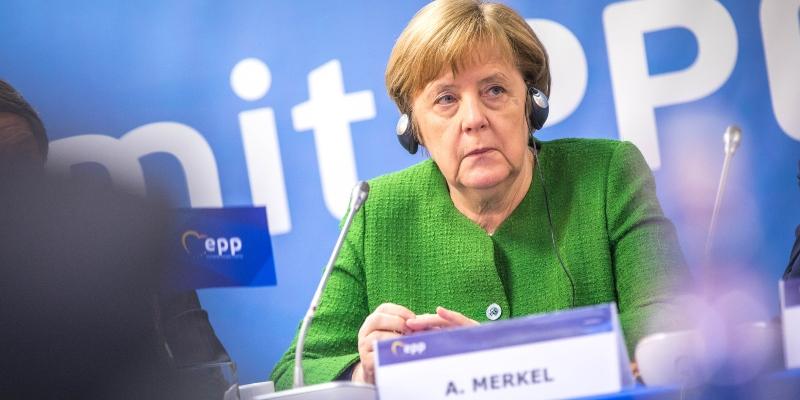 Angela Merkel, Spin Palace Blog
