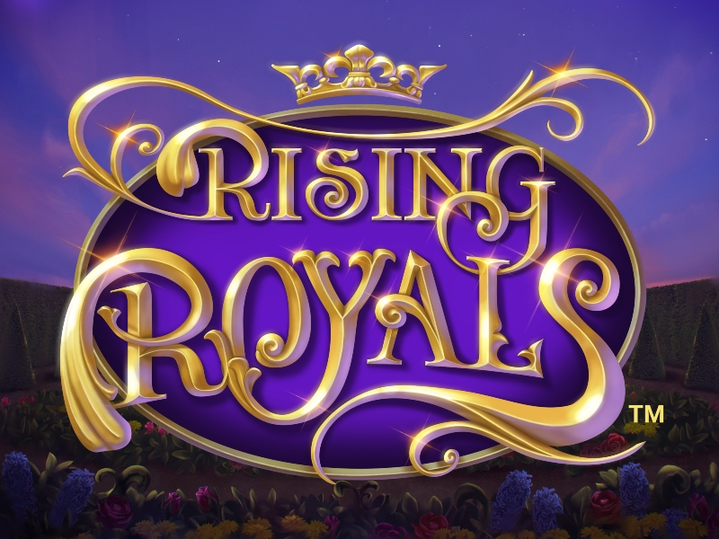 Rising Royals Logo; Spin Palace Blog