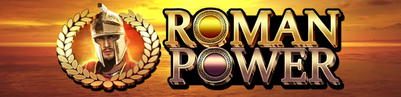 Roman Power logo; Spin Palace Blog