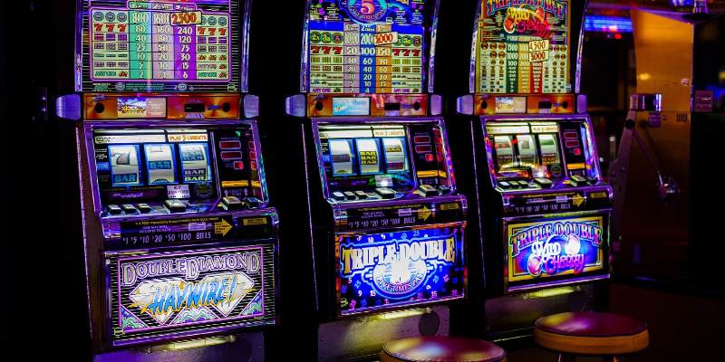 Familiar Slot Machines - Spin Casino Blog