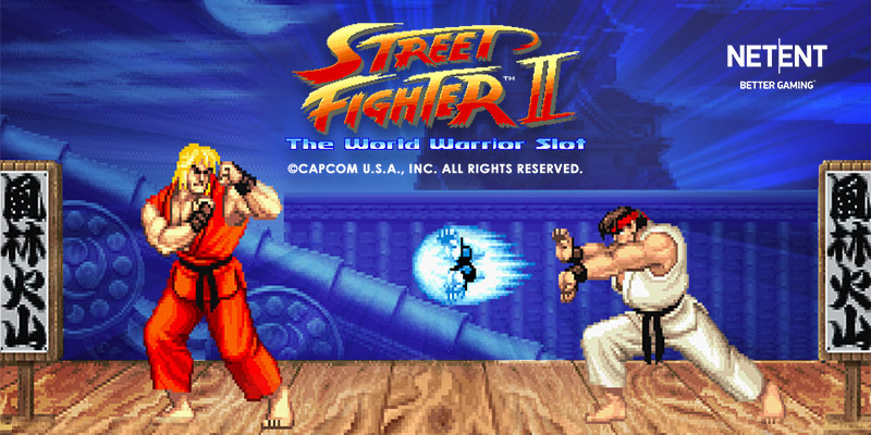 New online slot street fighter 2 - Spin Palace Blog