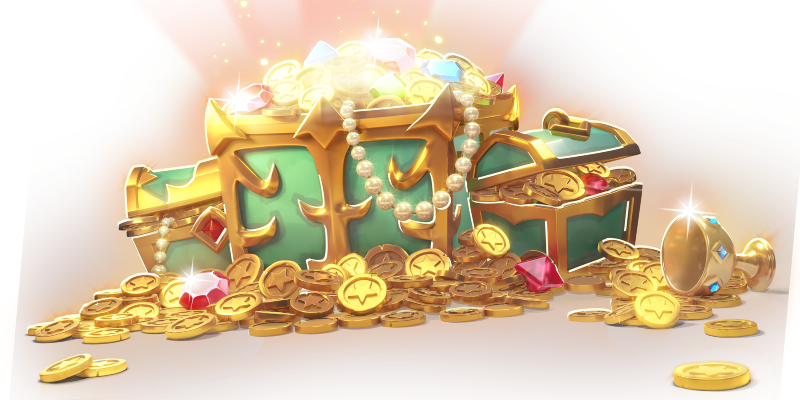 Treasure Heroes; Spin Palace Blog