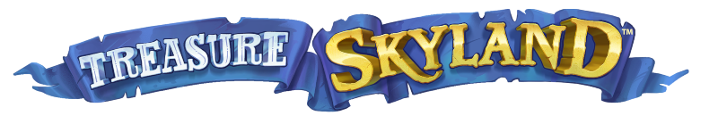 Treasure Skyland logo; Spin Palace Blog