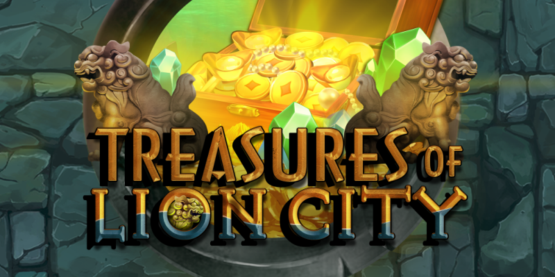 Treasures of the Lion City New Game, Spin Palace Blog