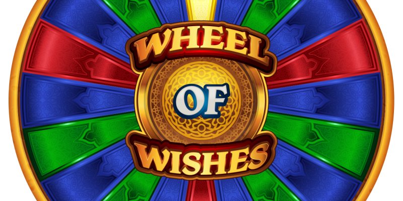 Wheel of Wishes Logotipo; Spin Palace Blogue