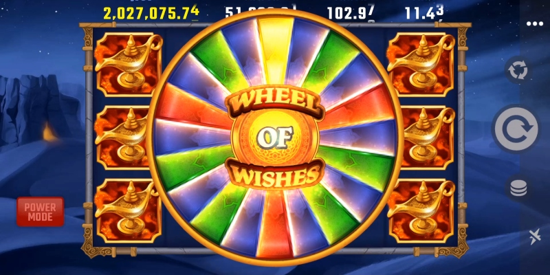 Wheel of Wishes Jackpot; Spin Palace Blog