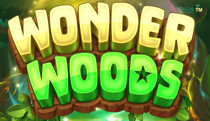 Wonder Woods logotipo; Spin Palace Blogue