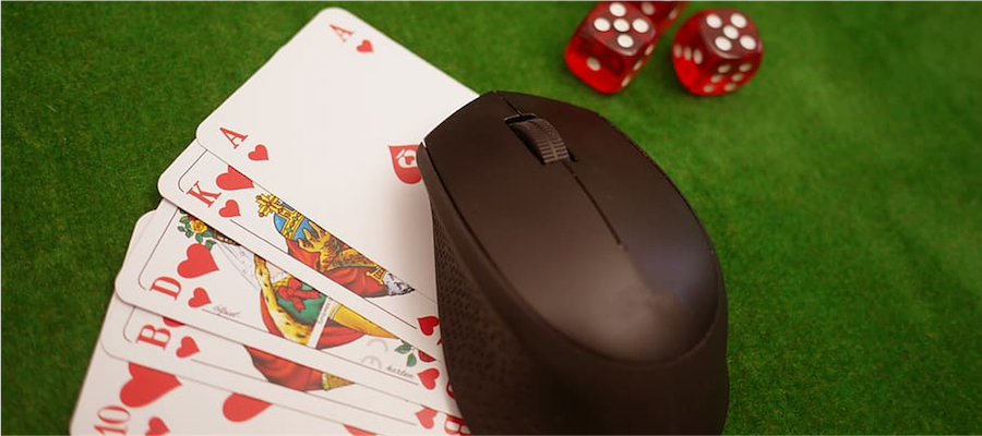 Data and online casinos