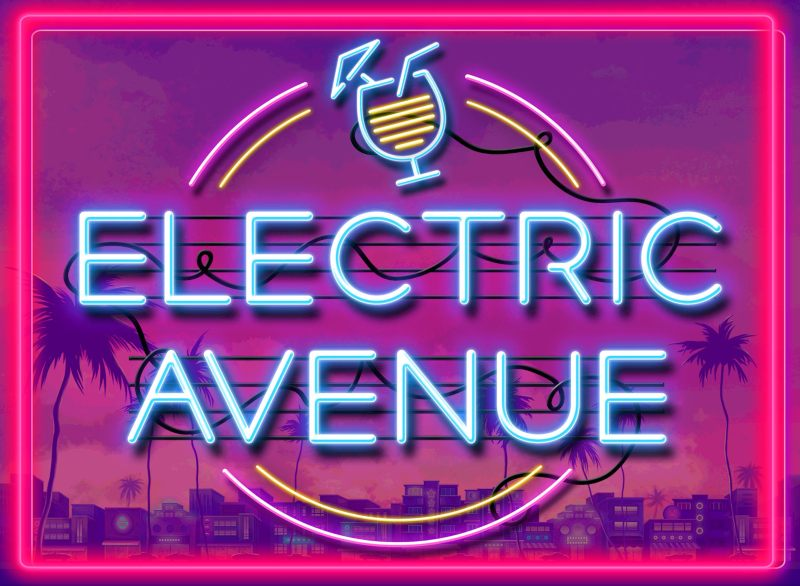 Electric Avenue Logo; Spin Palace Blog