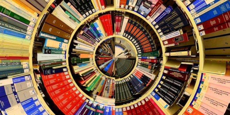 Des centaines de livres sur les jeux de casino en ligne sur votre téléphone Photo de Gerd Altmann sur Pixabay; Spin Palace Blog