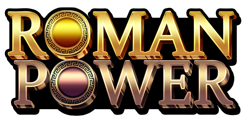 Roman Power Logo;Spin Palace Blog