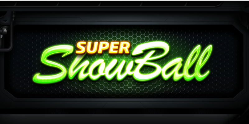 New Slot Super Showball - Spin Palace Blog