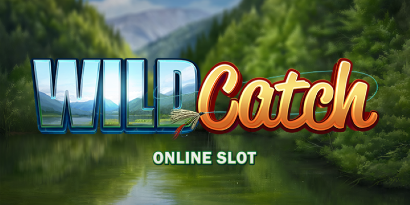 Neuer Spielautomat Wild Catch - Spin Palace Blog